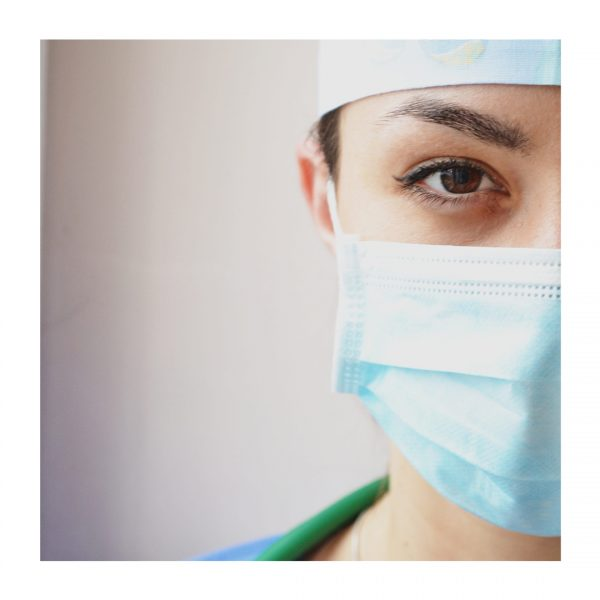Doctor in Face Mask