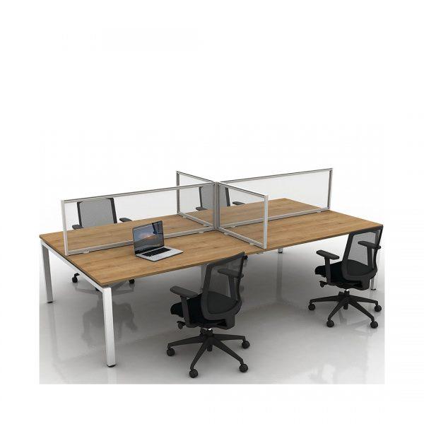 Overview of desks